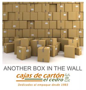 cajas de carton corrugado en diversas medidas y precios